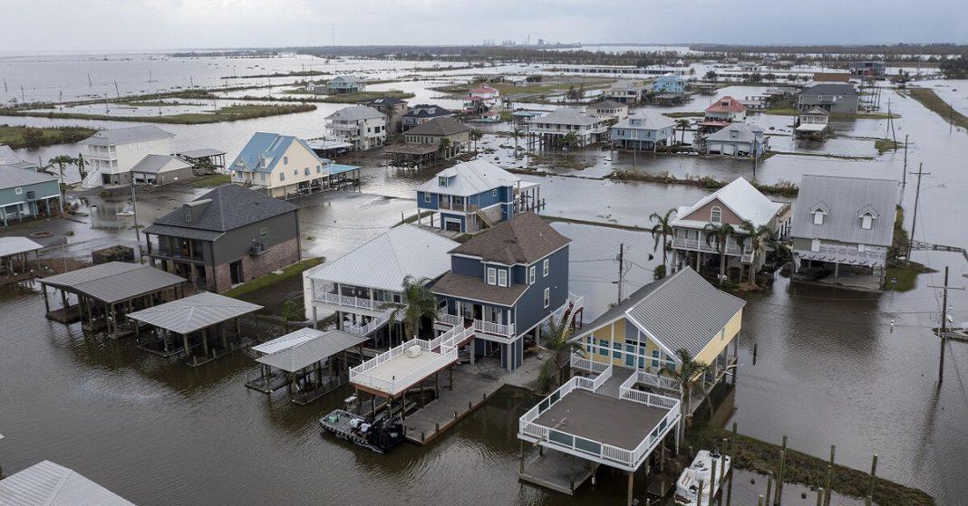 Louisiana storm