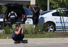 Mass shooting at Kroger