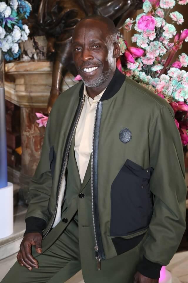 Michael K William aka Omar found dead on Sept 6 in his NewYork apartment