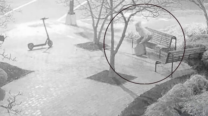Mystery resolved New footage released by the FBI regarding the suspects who placed pipe bombs just before the Capitol Riots on Jan 6