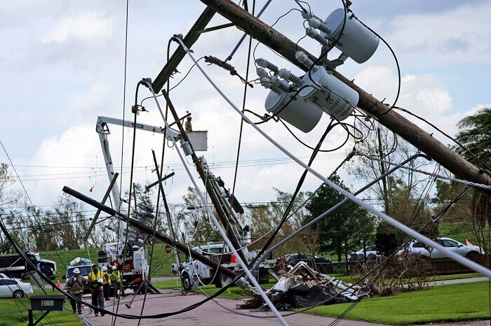 New York City after tropical storm Ida