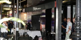 New York gets shot & looted by Brazen robbers