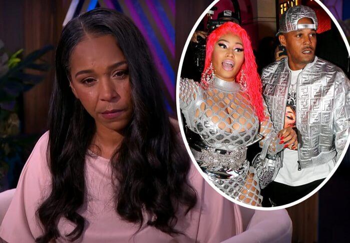 Nicki Minaj husband breaks the silence