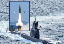 North and South Korea fired ballistic missile