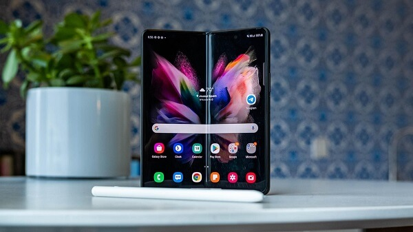 One of the best folding phone