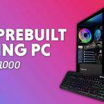 prebuilt gaming pc under 1000