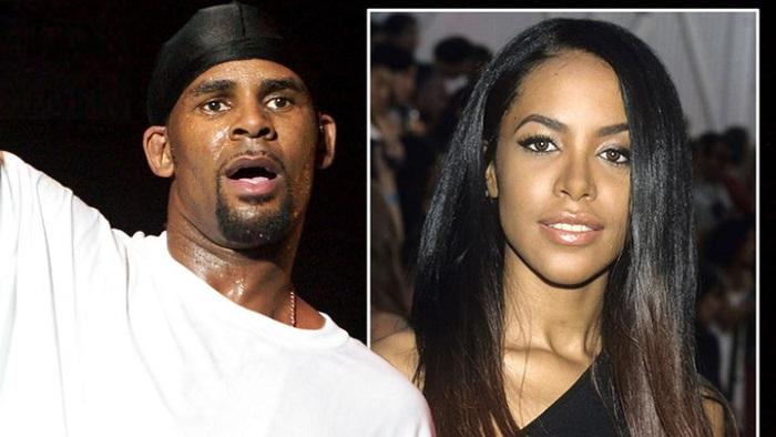R Kelly & Aaliyah sex relationship