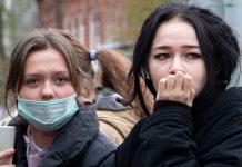 Russian university got attacked