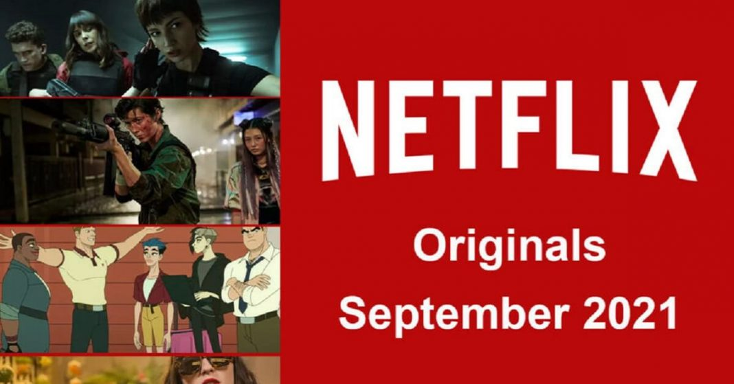 Sept not just brings Money Heist but a lot newer releases