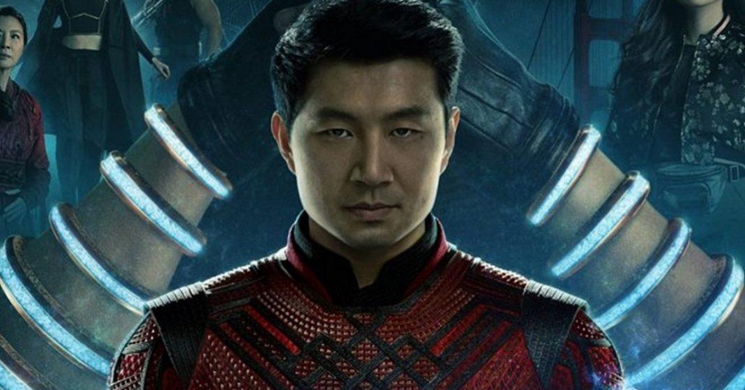 Simu Liu – the actor playing Shang–chi