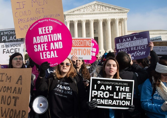 Texas law of abortion ban – sparks outrage across America