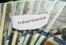 Grand father inheritance