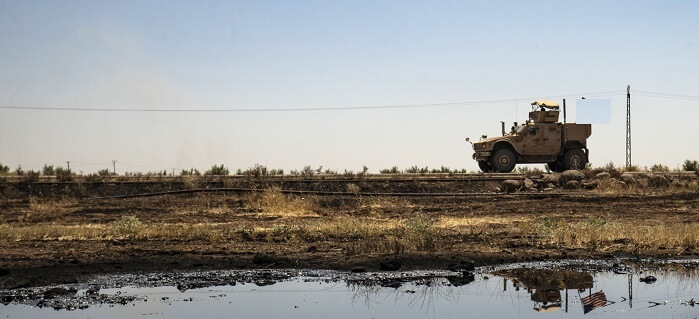 The Syrian oil spill spreading rapidly across the Mediterranean Sea