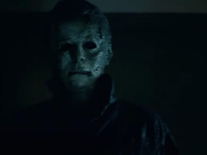 trailer of Halloween Kills was released