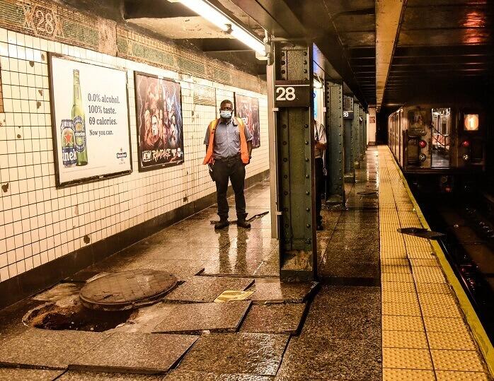 Transportation resume after New York City faced tropical storm Ida