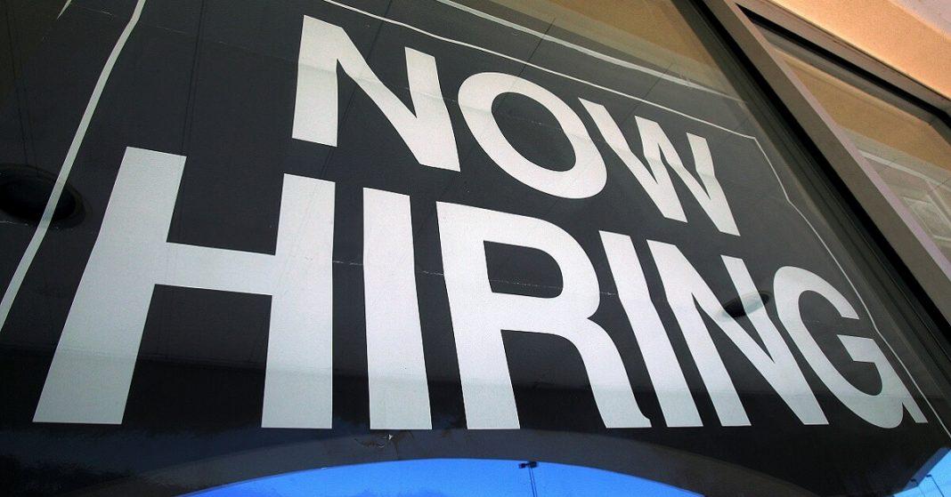 Unemployment rate nosedives 5.2%