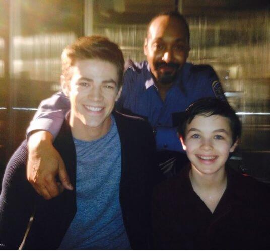 "Logan William ""The Flash actor"" 's death cause revealed"