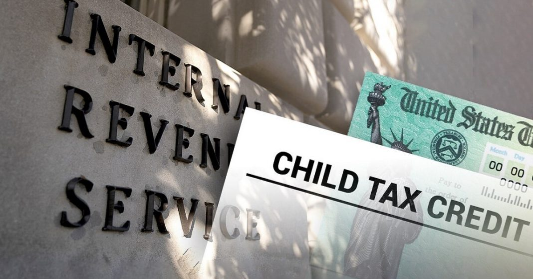 3rd child tax credit payments