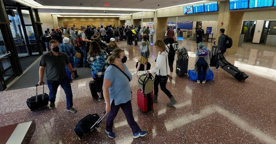 flights canceled by Southwest Airlines