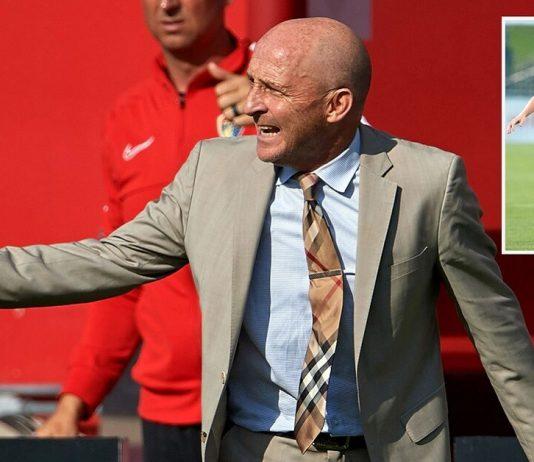 NWSL fires head coach