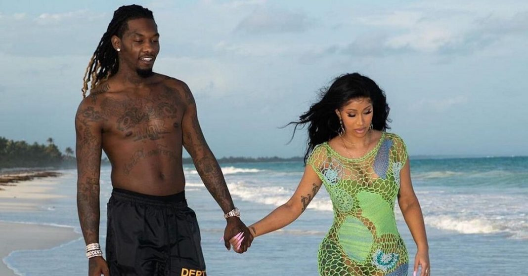 Offset gifted Cardi B a mansion