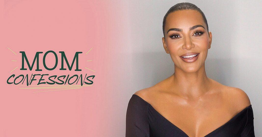 Kim Kardashian reveals a mean comeback North